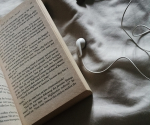 book, music, and tumblr image