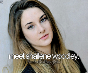 before i die and Shailene Woodley image