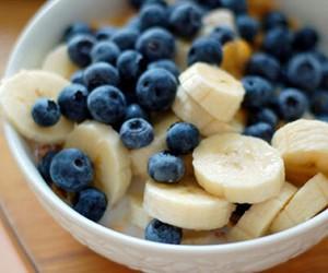 banana, food, and fruit image