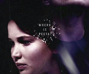 where, worry, and hunger games image