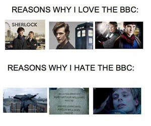 sherlock, merlin, and doctor who image