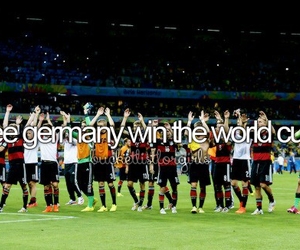 germany, football, and win image