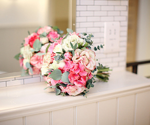 flowers, photography, and bouquet image