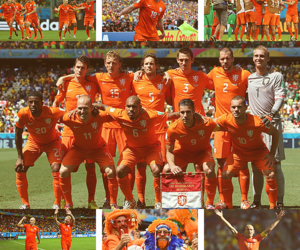 brazil, the netherlands, and world cup image
