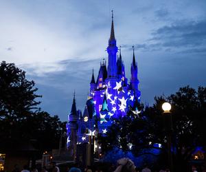 castle and disney world image