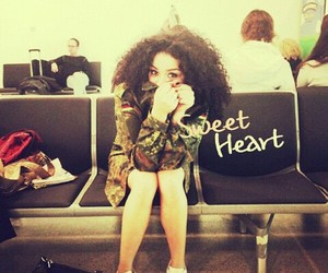 shereen and neon jungle image