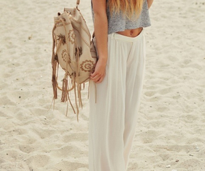 fashion, beach, and style image