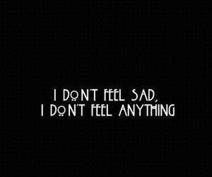 sad, quotes, and feel image