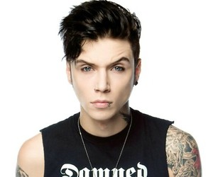 andy biersack, black veil brides, and andy image