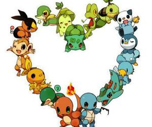 pokemon, heart, and anime image