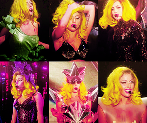 Collage, monster ball, and edit image