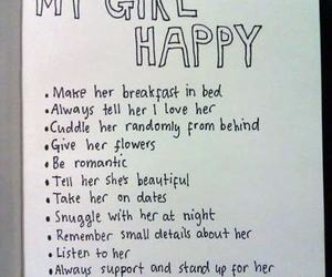 girl, happy, and quotes image