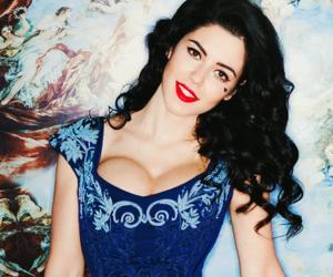 black hair, marina and the diamonds, and sexy image