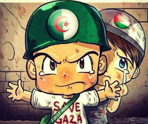 Algeria, bombing, and support image
