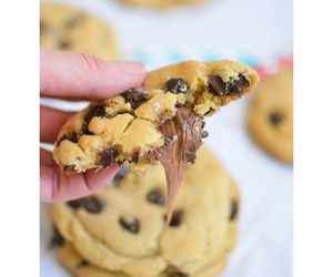 Cookies, yummy, and love image