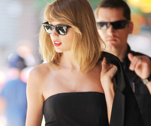 Taylor Swift and black image