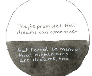 dreams, nightmares, and promise image