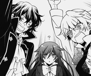 gil, Oz, and manga image