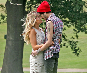 zayn malik, perrie edwards, and little mix image