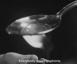 euphoria, drugs, and grunge image