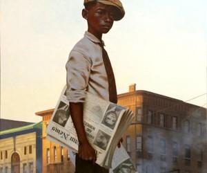art, black man, and african american man image