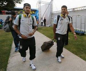 neymar, brasil, and Hulk image