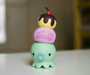 cute, octopus, and takochu image