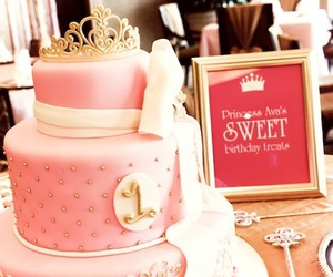 crown, luxury, and girly image
