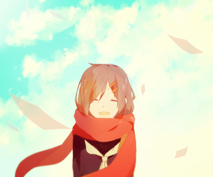 scarf, kagerou project, and summertime record image