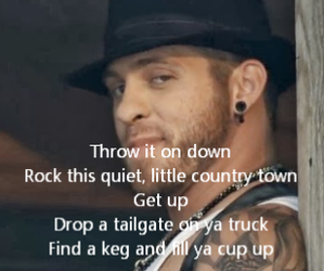 bottoms, country, and Lyrics image