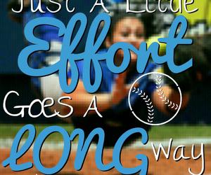 softball, so true!, and lifeee image