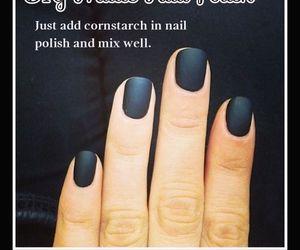 girl, nails, and diy image
