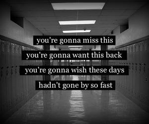 school, quote, and miss image
