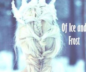 frost, ice, and thor image