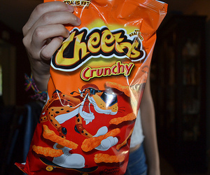 Cheetos, photography, and food image