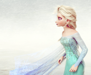 animation, pretty, and frozen image