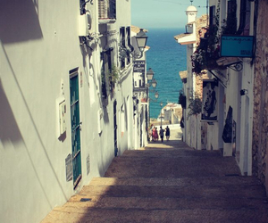 beautiful, sea, and spain image