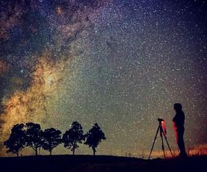australia, night, and sky image