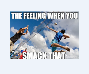 Image by GREAT Volleyball Drills & Memes