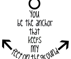 anchor and quote image