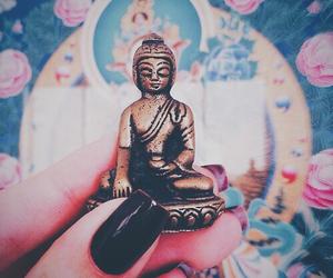 Buddha, boho, and nails image