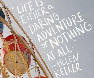 quotes, life, and adventure image