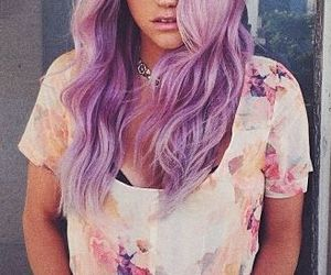hair and kesha image