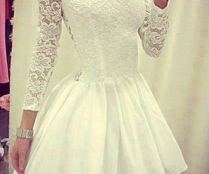 cute dress, dress, and fashion image