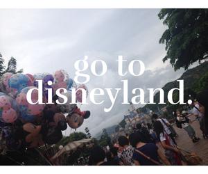 disneyland, fun, and happy image