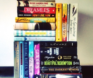 books, rainbow rowell, and how i live now image