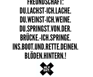 friendship, ich, and quotes image