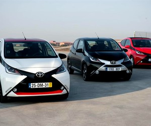 cars, Toyota, and 2015 image