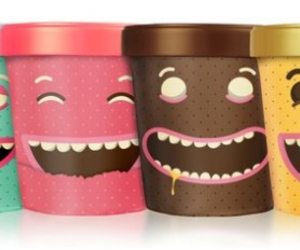 chocolate, smile, and colorful image