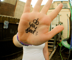 feel, cute, and hand image